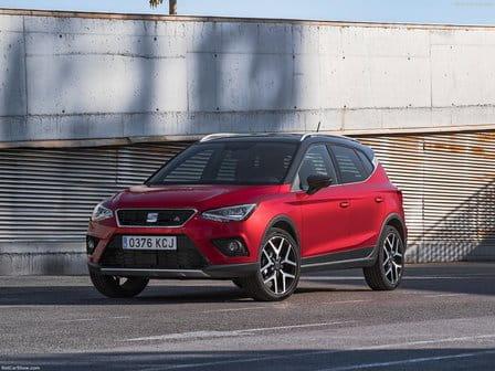 SEAT Arona (od 11/2017) 1.5, 110 kW, Benzinový