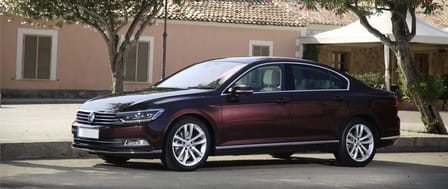 Volkswagen Passat Sedan (od 10/2014) 1.4 BMT, 110 kW, Benzinový