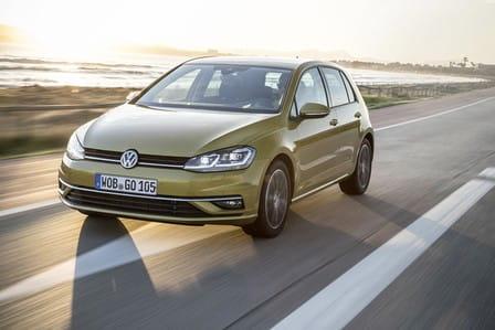 Volkswagen Golf (od 03/2017) 1.6 TDI BMT, 85 kW, Naftový, Automatická převodovka