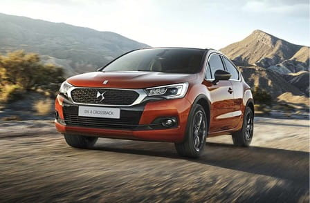 DS Automobiles DS 4 Crossback BlueHDi 120 Stop&Start Be Chic