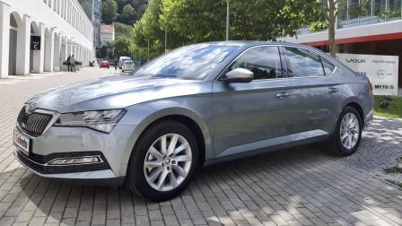 Škoda Superb 1.5 TSI Style DSG