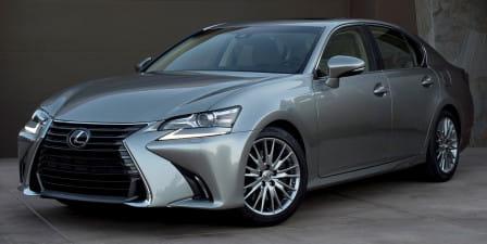 Lexus GS (od 08/2015) 3.5, 254 kW, Hybridní, Automatická převodovka
