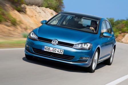 Volkswagen Golf (od 03/2017) 1.4 BMT, 92 kW, Benzinový