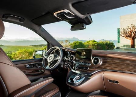 Mercedes-Benz Třída V (od 05/2014) 2.1, 140 kW, Naftový, 4x4, Automatická převodovka