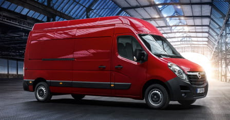 Opel Movano Van (od 07/2016) 2.3, 81 kW, Naftový