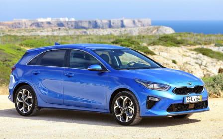 KIA cee´d (JD) GT (09/2015 - 06/2018) 1.6, 150 kW, Benzinový