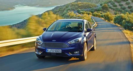 Ford Focus (od 10/2014) 1.0, 92 kW, Benzinový