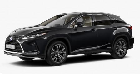 Lexus RX (od 01/2016) 2.0, 175 kW, Benzinový, Automatická převodovka