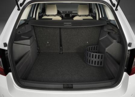 Škoda Fabia Combi (od 07/2018) 1.0 TSI, 81 kW, Benzinový Automatická převodovka