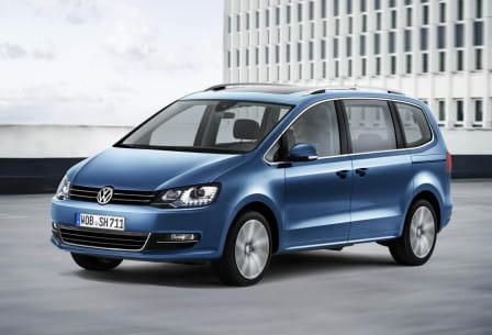 Volkswagen Sharan II (08/2010 - 04/2015)