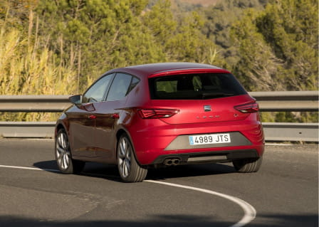 SEAT Leon (od 11/2016) 1.2, 81 kW, Benzinový
