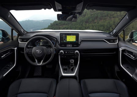 Toyota Rav4 (od 01/2019) Comfort Style