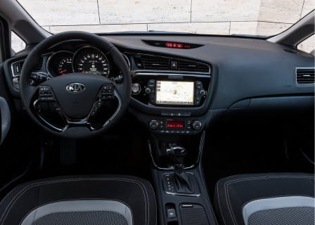 KIA cee´d (od 09/2015) 1.6 GDI, 99 kW, Benzinový, Automatická převodovka