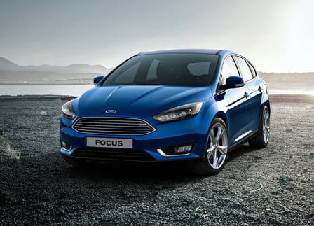 Ford Focus (10/2014 - 06/2018) 1.5, 77 kW, Naftový