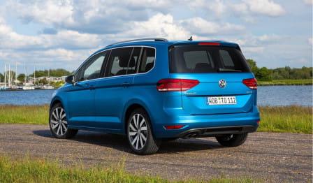 Volkswagen Touran (od 09/2015) 1.4 BMT, 110 kW, Benzinový