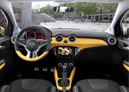 Opel ADAM (od 01/2013) 1.2, 51 kW, Benzinový