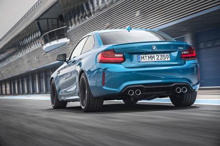 BMW Řada 2 M2 (F87) Coupé (od 04/2016) 3.0, 272 kW, Benzinový, Automatická převodovka