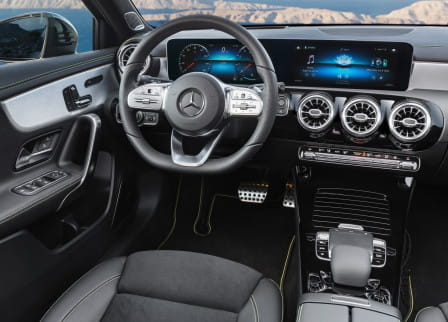 Mercedes-Benz Třída A (od 05/2018) Linie Style