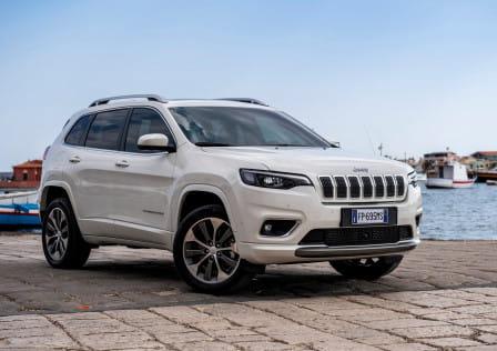 Jeep Cherokee (od 10/2018)