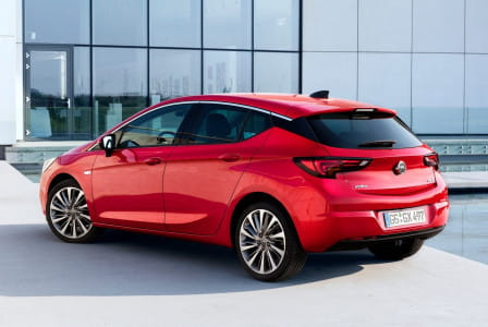 Opel Astra 1.0 DI Turbo ecoFlex Start/Stop Innovation Easytronic