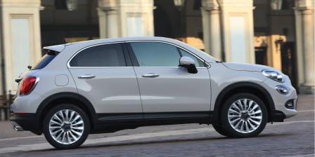 Fiat 500X (od 01/2015) 1.2, 70 kW, Naftový