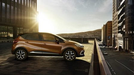 Renault Captur ENERGY TCe 120 Experience EDC