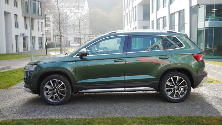 Škoda Karoq Scout (od 12/2018) Scout