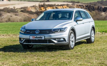 Volkswagen Passat Alltrack 2.0 TDI SCR BMT 4MOTION DSG