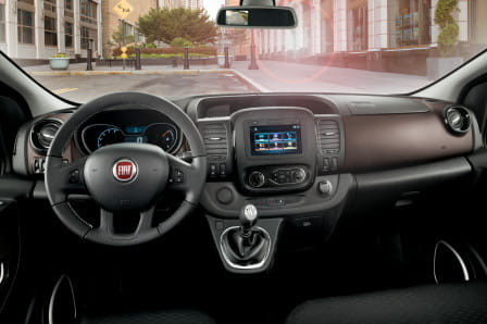 Fiat Talento (296) Kombi (od 07/2016) 1.6, 107 kW, Naftový