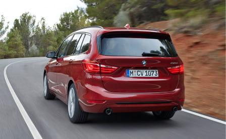 BMW Řada 2 Gran Tourer (od 06/2015) 1.5, 100 kW, Benzinový