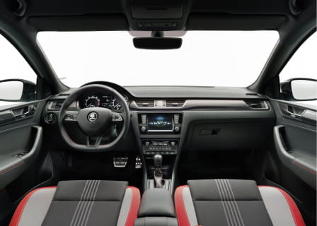 Škoda Rapid Spaceback (od 04/2017) Style