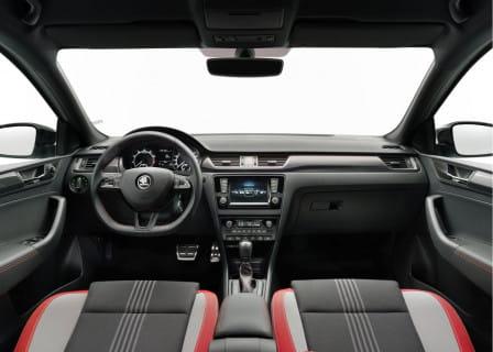 Škoda Rapid Spaceback (od 04/2017) Style Plus