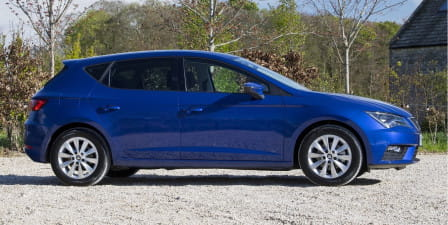 SEAT Leon (od 11/2016) Reference