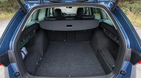 Škoda Octavia Combi Scout (od 10/2020) 2.0 TDI, 147 kW, automatická převodovka, Naftový 4x4