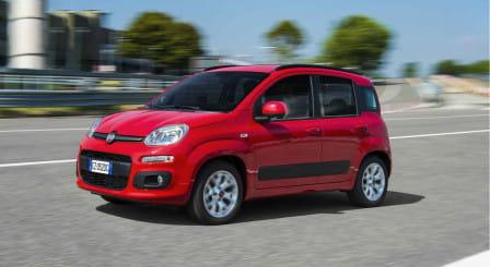 Fiat Panda (od 03/2012) 1.2 8V, 51 kW, Benzinový