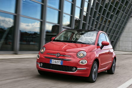 Fiat 500 1.2 8V Start/Stop Dualogic Plus