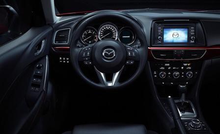 Mazda 6 Kombi (od 02/2015) Revolution Top