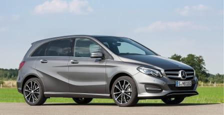 Mercedes-Benz Třída B (od 11/2014) 200 CDI, 100 kW, Naftový, Automatická převodovka