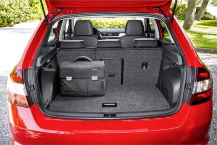 Škoda Rapid Spaceback (od 04/2017) 1.0 TSI, 81 kW, Benzinový