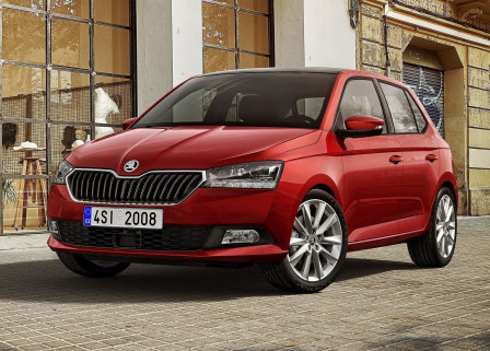 Škoda Fabia 1.0 MPI Ambition Plus