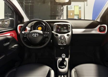 Toyota Aygo (od 06/2018) 1.0, 53 kW, Benzinový