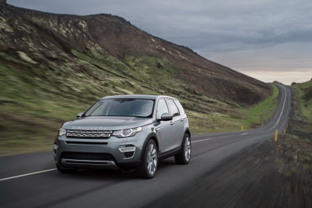 Land Rover Discovery TD6 First Edition Automatic