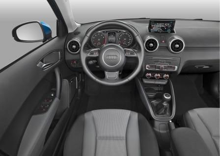 Audi A1 Sportback (od 11/2014) 1.6 TDI, 85 kW, Naftový, Automatická převodovka