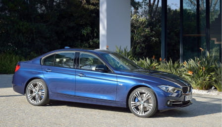 BMW 330d Advantage Steptronic
