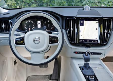 Volvo XC60 (od 05/2017) 2.0 T6, 235 kW, Benzinový, Automatická převodovka