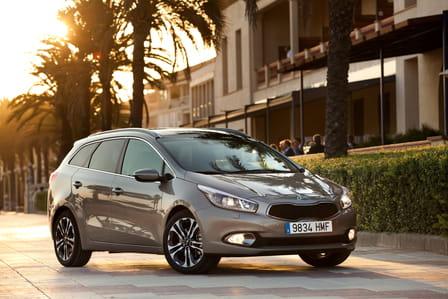 KIA cee´d Sportswagon (09/2015 - 06/2018) 1.4 ISG, 73 kW, Benzinový