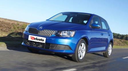 Škoda Fabia (od 11/2015) 1.0 TSI, 81 kW, Benzinový