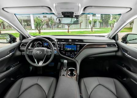 Toyota Camry (od 03/2019)