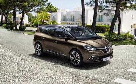 Renault Grand Scénic (od 11/2016) 1.6, 118 kW, Naftový
