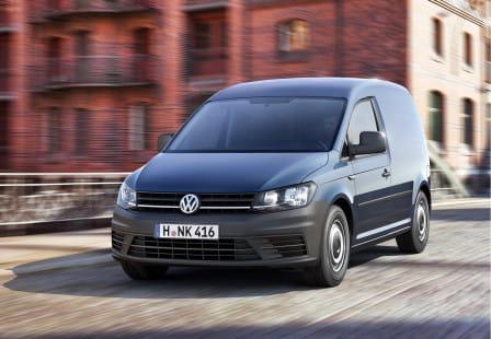 Volkswagen Caddy skříňový vůz (od 06/2015) 1.0, 75 kW, Benzinový
